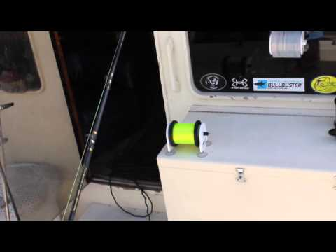 Easy Way To Spool Fishing Line On Your Reel!