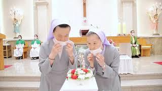 난곡동성당 수녀님영명축일202009