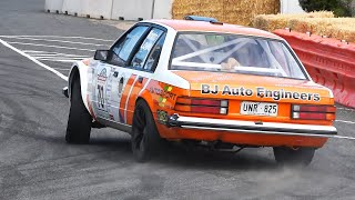 NASCAR Engined VH Commodore - Pure Sound