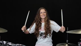 First Drum Solo