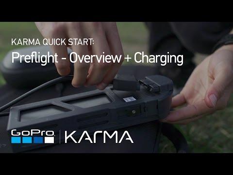 GoPro: Karma Preflight - Overview + Charging