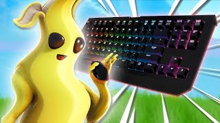 i played fortnite with a keyboard and mouse on ps4 and - fortnite on ps4 with keyboard and mouse