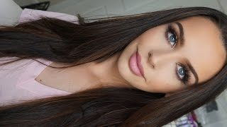 Get Ready with Me: Filming Day | Bronze Smokey Eye & Chit Chat