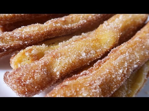 How to Make Churros Recipe