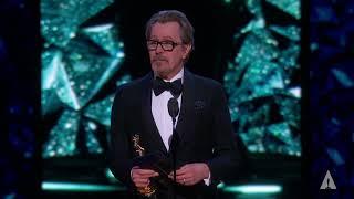 Gary Oldman wins Best Actor