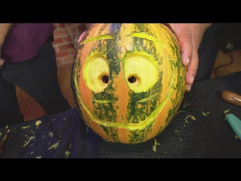 Pumpkin Carving 101 Pt. 2