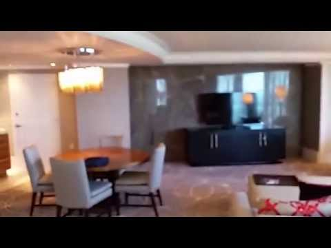 Borgata Casino Penthouse Super Suite Atlantic City