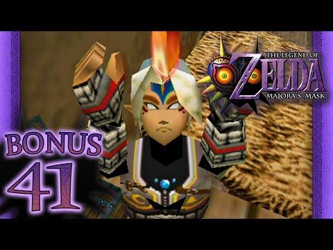 The Legend of Zelda: Majora's Mask - BONUS - Fierce Deity Glitch