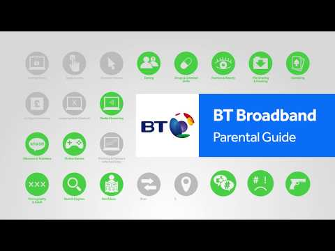 BT Broadband parental controls step-by-step guide | Internet Matters