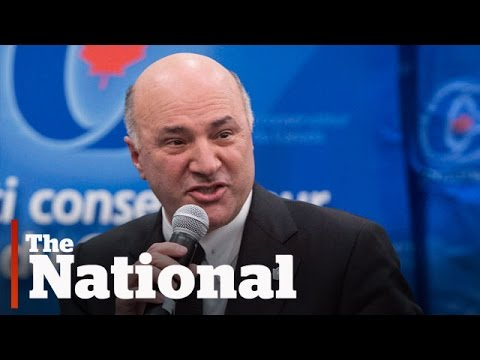 O'Leary's big campaign debt