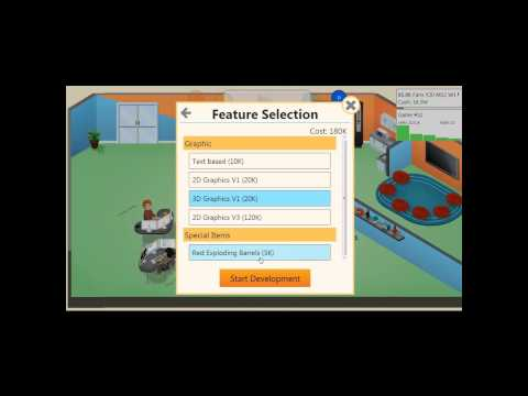 Game Dev Tycoon Ep.9:Dave Johnson's Exploding Red Barrels