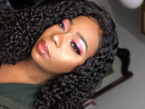 Mongolian Loose Curly Virgin Hair Review   Ft Mercy's Hair Extensions