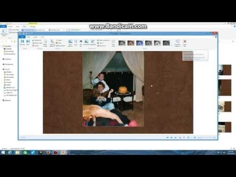 Beginner Tutorials: How To Crop Photos In Windows 8 Using Windows Live Photo Gallery