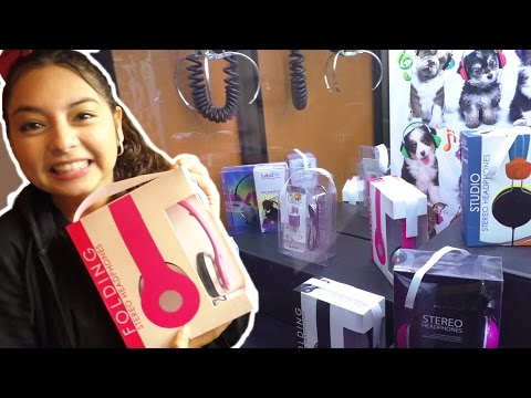 Wannabe Beats Headphones - Claw Machine Wins