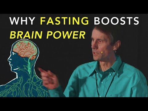 How Intermittent Fasting Boosts Brain Power   Mark Mattson