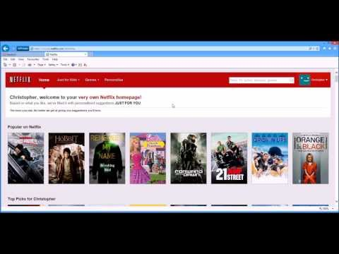 How to watch US Netflix in the UK guide