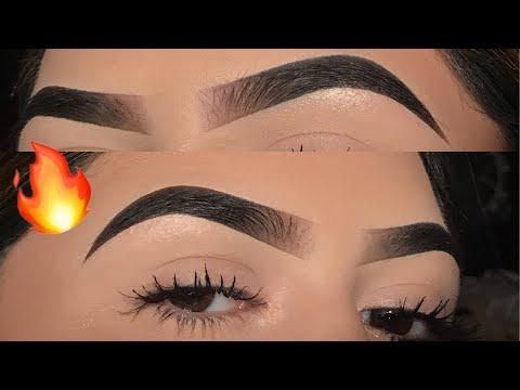 Updated Eyebrow Tutorial   Anastasia Beverly Hills Dipbrow Pomade