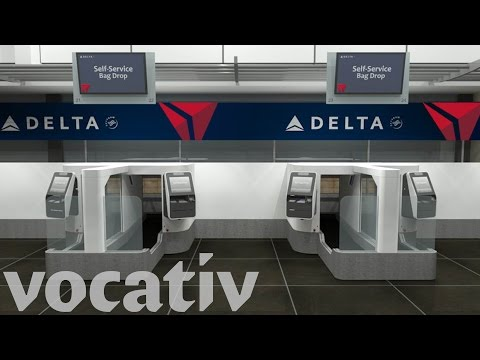 Delta Plans to Use Facial Recognition For Bag Drops
