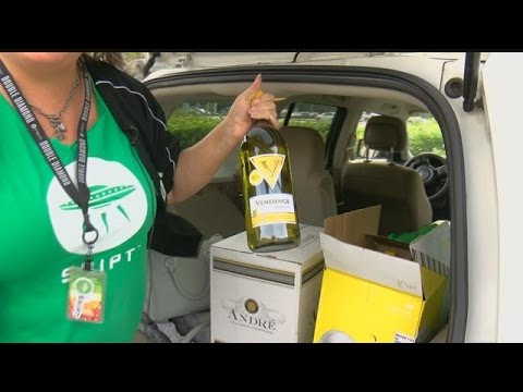 Liquor store begins alcohol delivery