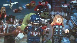Download LEGO Avengers Endgame Avengers Assemble Video
