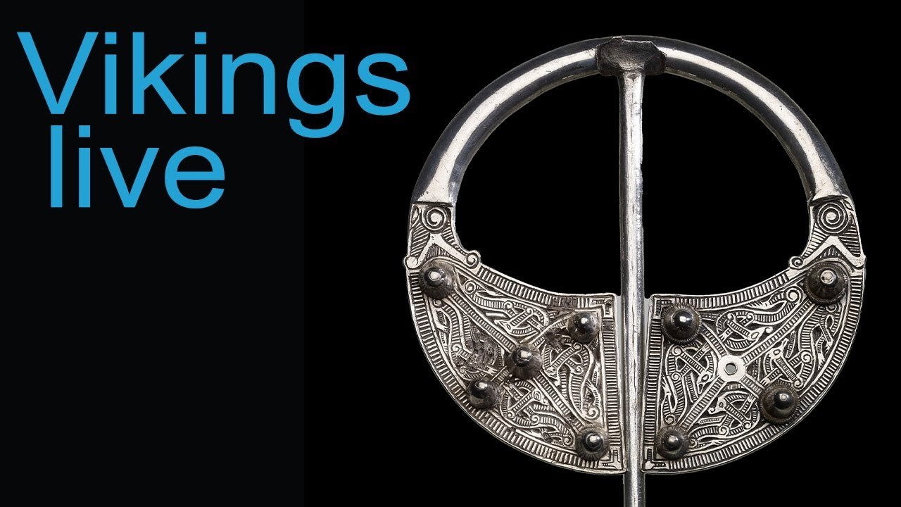 Vikings Live: a tour from the British Museum
