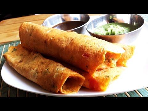 Besan Cheela| Chickpea Flour Crepes| Veg. Omelet