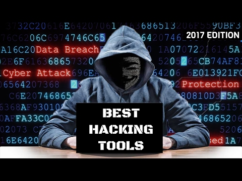 Top 10 Best Hacking Tools | 2017 Edition