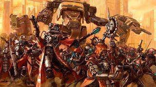 Exploring Warhammer 40k: The Adeptus Mechanicus