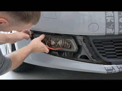 Fog light removal  VW Polo 6r