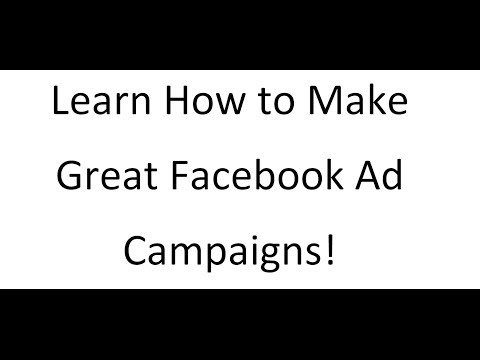 2014 Facebook Advertising Tutorial Focusing on Facebook Ads Power Editor Mastery