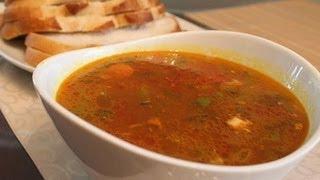 pakistani chicken soup - HD5184×3456