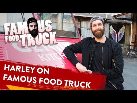 Harley Morenstein on Famous Food Truck | Genius Kitchen