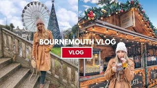 Download GOING BACK TO UNIVERSITY - A FESTIVE WEEKEND IN BOURNEMOUTH VLOG   Scarlett London Video