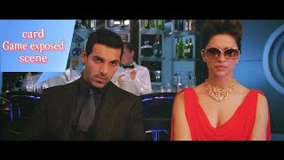 Best scene from Race 2 [ full card playing scene Armaan Malik get exposed by Ranveer Singh ] Full HD