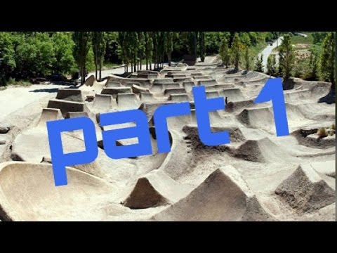 Building Dirt Jumps In Back Yard