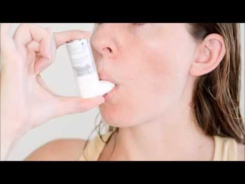 How to Use Asthma inhaler  ( MDI ) Video Guide ( Doctorszone.Net )