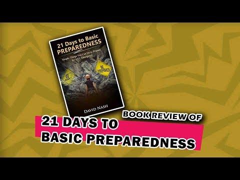 21 Days to Basic Preparedness