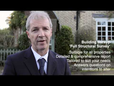 An introduction to choosing a property survey by Woodward Chartered Surveyors