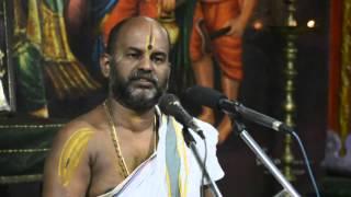 """Vyasarajara Vaibhava""  discourse by Vid. Brahmanyachar || Day 01 || 23 Mar 2016"