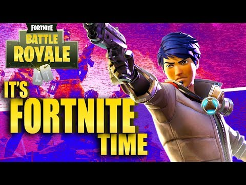 Learning the Ropes (Xbox One) - Fortnite Live Stream