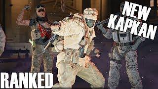 Rainbow Six Siege: Ranked - New And Improved Kapkan (Vympel Elite Skin)