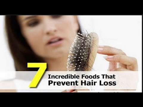 7 Foods That Prevent Hair Loss-Prevent Hair Loss Naturally