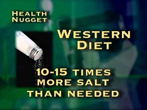 Salt & High Blood Pressure