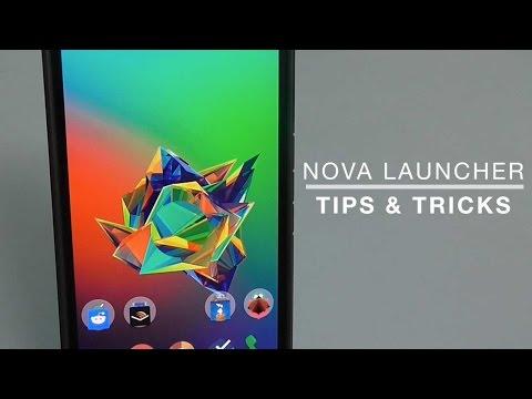 10 Nova Launcher Tips & Tricks