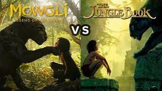 Mowgli VS The Jungle Book - Which Is Better?