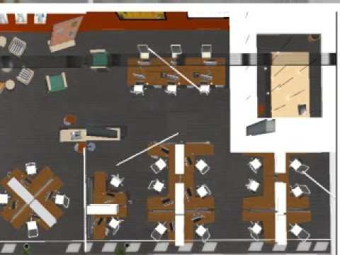 second life furniture gg1