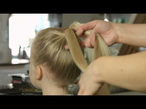 Cute Little Girl's Hairstyle Tutorial