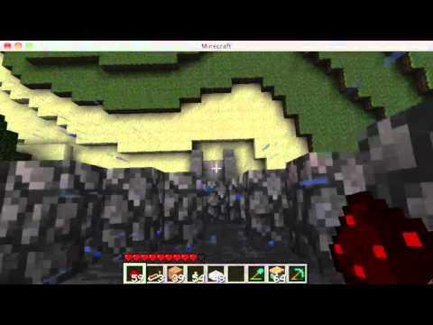The best Minecraft elevator up&down! (Piston Elevator 1.7.3)