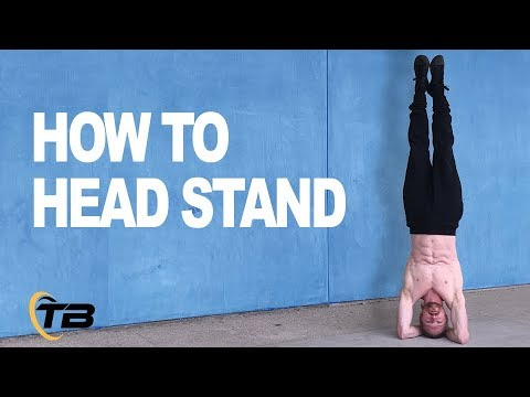 How To Headstand in 3 Simple Steps