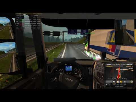TruckersMP Report: scania_v8_lkw